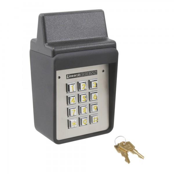 Linear AKR-1 Stand Alone Keypad with Radio - ACP00747