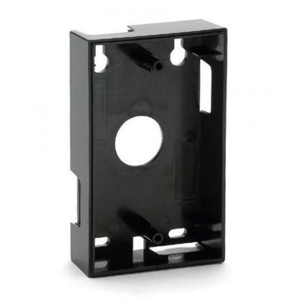 Surface-mount Backbox (Black)