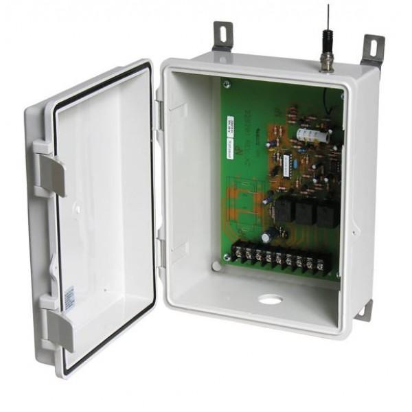 Linear 1 Door, 24 Volt, Receiver in Oil Tight (JIC) Case, 288 MHz