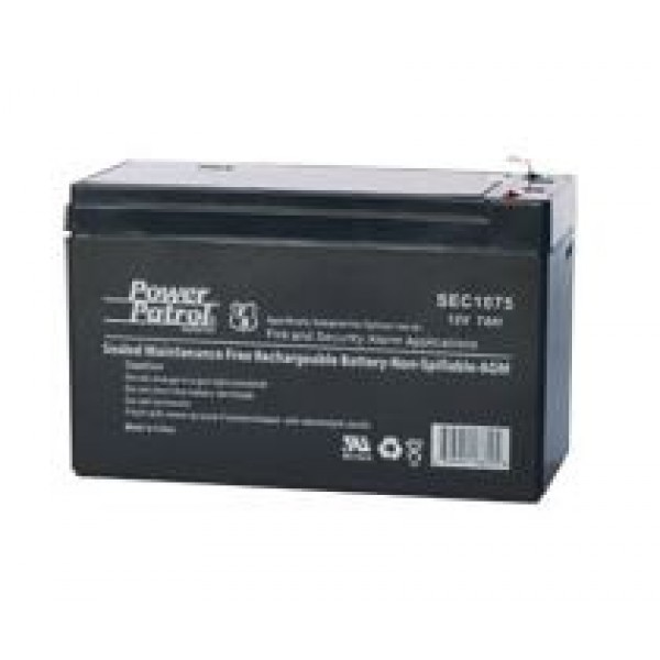 Backup Battery for Linear - 12 VDC 7 AH
