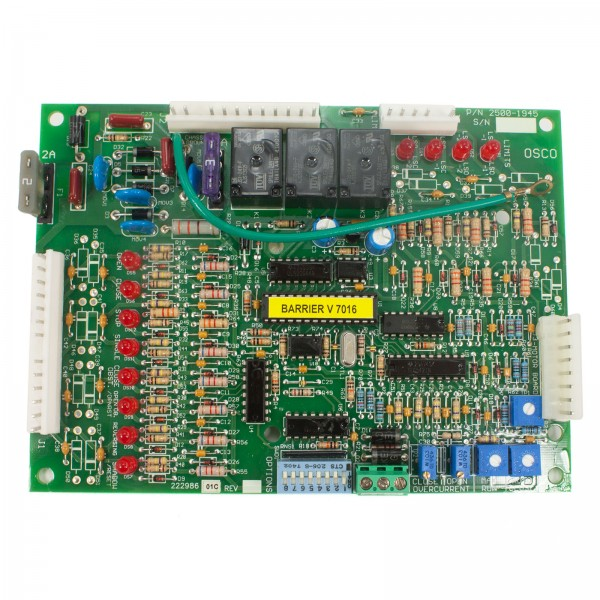 Linear / Osco 2510-270 Control Board for Barrier Gates