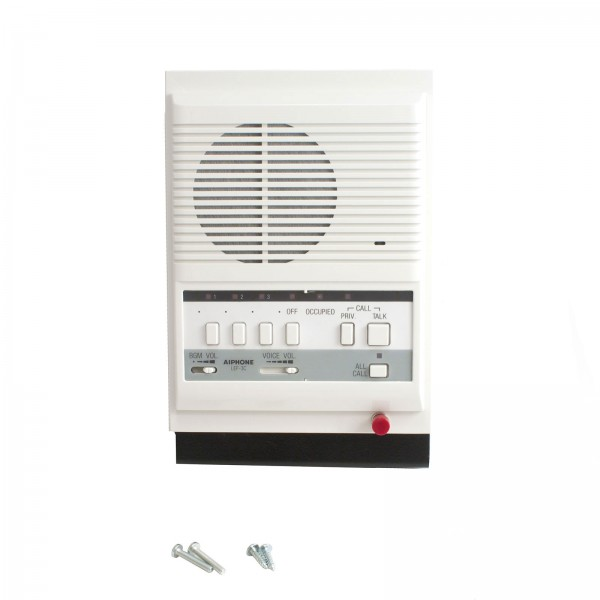 Linear 2520-006 Master Indoor Intercom Station with Power Supply