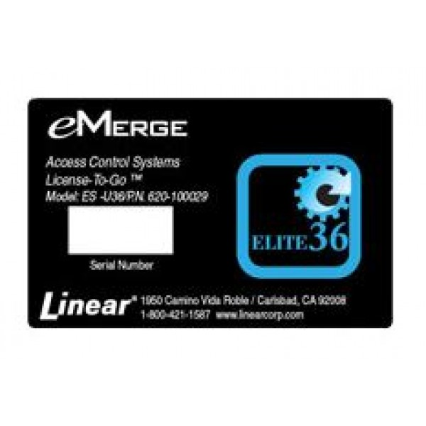 eMerge Essential to eMerge Elite System Upgrade - 620-100029