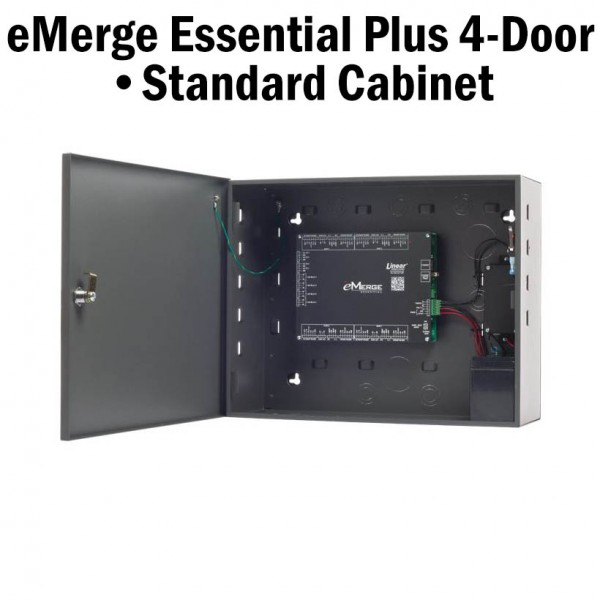 eMerge Essential Plus 4-Door System