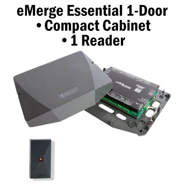 eMerge Essential 1-Door w/ 1RD Bundle System