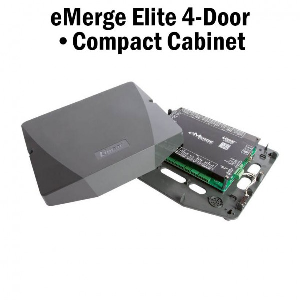 eMerge Elite-64 4-Door Compact Cabinet