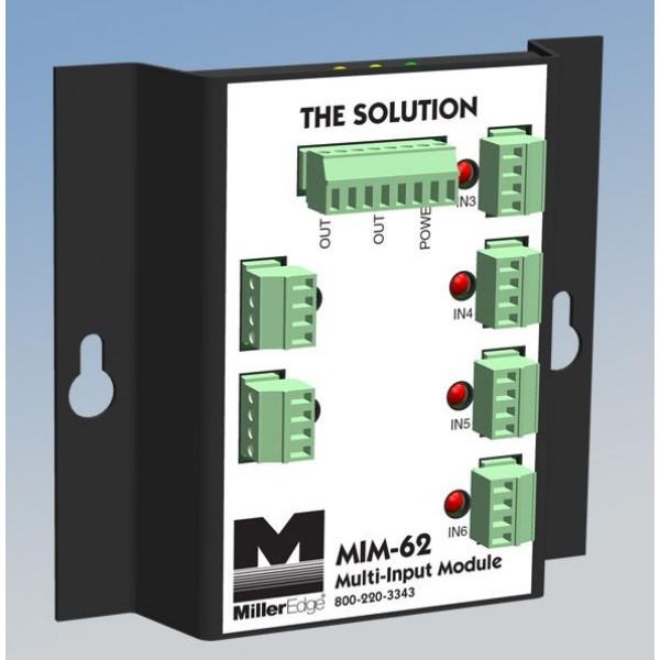 Linear / Osco 620-101262 Multi-Input Module MIM-62