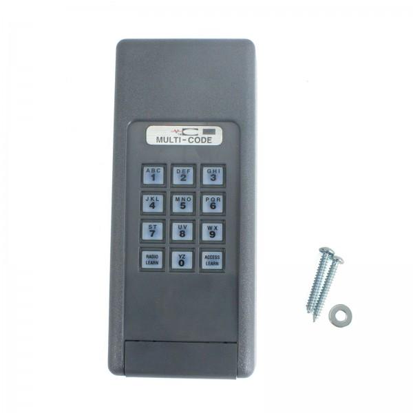 Multi Code Wireless Keypad