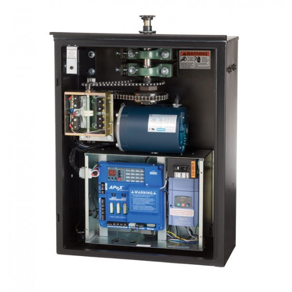 Linear VS-GSWG-211 1/2 HP 115 Volt Single Commercial Swing Gate Operator