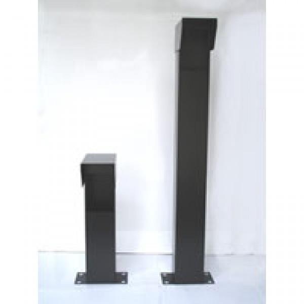 Linear 2120-478-BT Photo Eye Mounting Pedestal Set (Black)