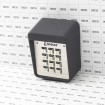AK-11 Exterior Surface Mount Keypad ACP00748 (Grid Shown For Scale)