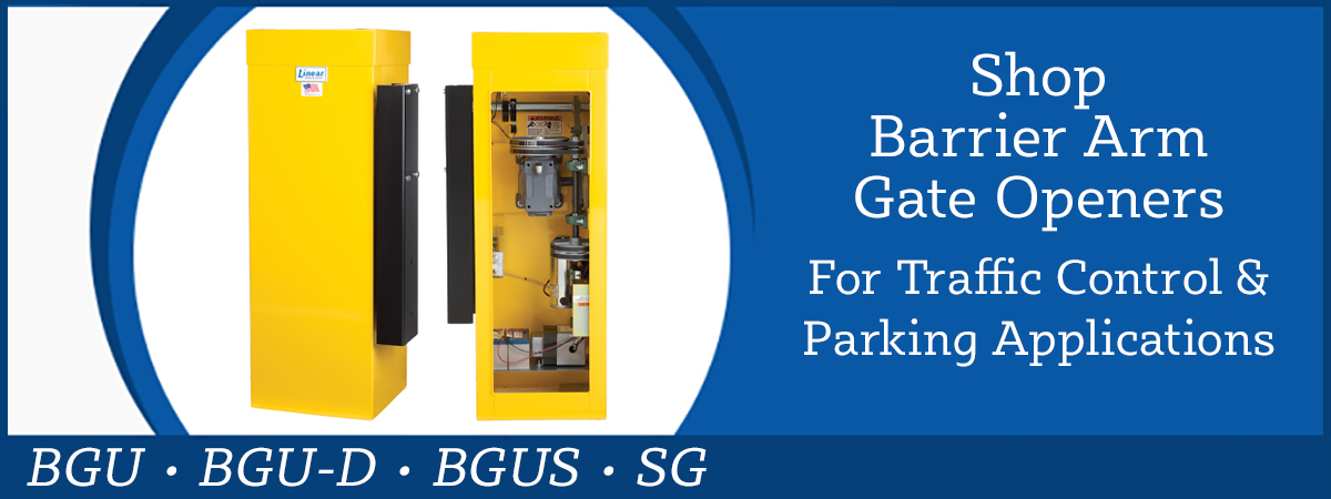 Shop Linear Barrier Gate Openers Now!