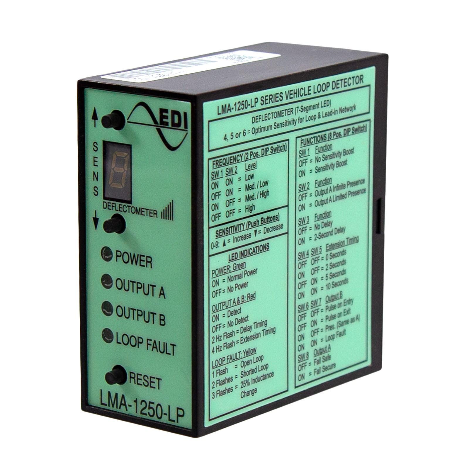 Safety Loop Detectors