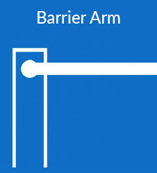Linear Barrier Arm Operator Parts