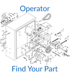 Linear HSLG Gate Opener Parts